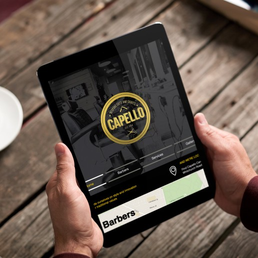 Web Design Cardiff, Responsive Webdesign by The Cardiff Graphic Designer